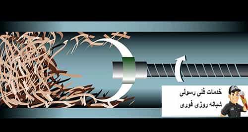 لوله بازکنی آزادشهر مشهد