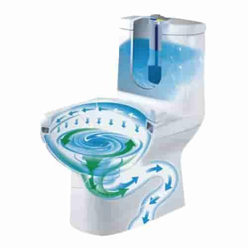 بازکردن لوله توالت فرنکی و رفع گرفتگی در آزادشهر مشهد